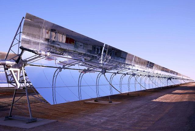 Lustro solarne